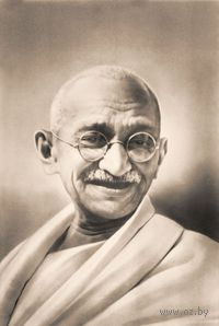 Махатма Ганди. Махатма Ганди