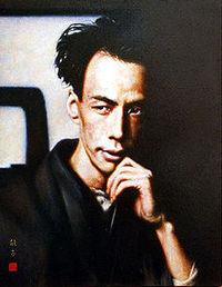 Рюноскэ Акутагава - фото, картинка