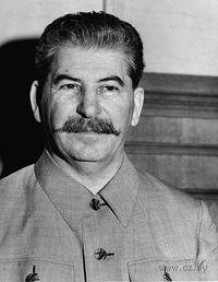 Иосиф Виссарионович Сталин. Иосиф Виссарионович Сталин